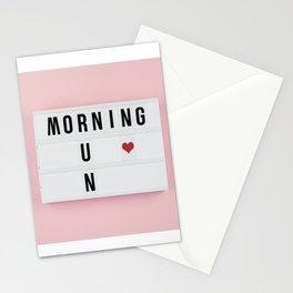 Motivation box Stationery Cards