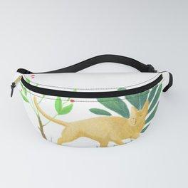 Jungle cat Fanny Pack