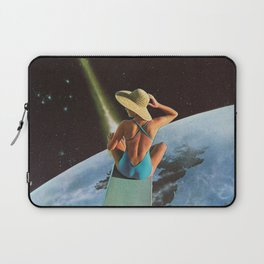 Before dipping  Laptop Sleeve