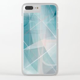 Pattern 2017 026 Clear iPhone Case