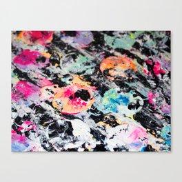 the burner Canvas Print