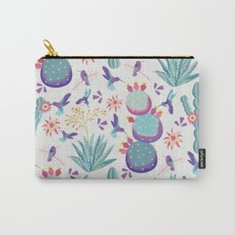 Summer Hummers Carry-All Pouch