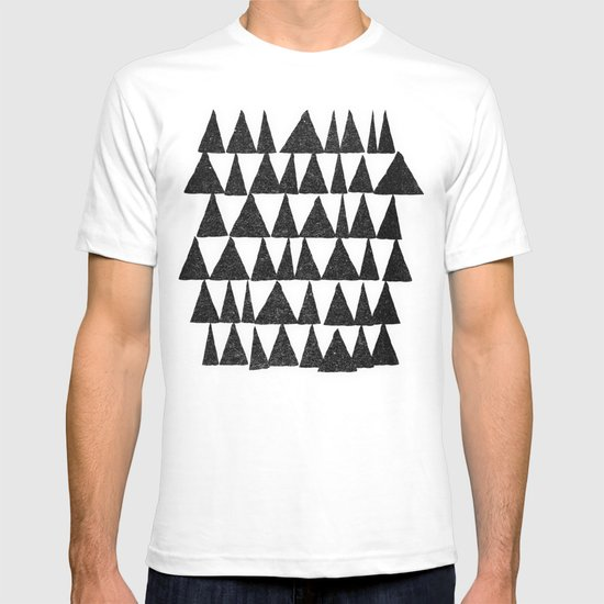 Analogous Shapes. T-shirt