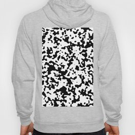 Spots - White and Black Hoody
