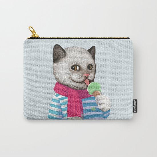 Ice cream Carry-All Pouch