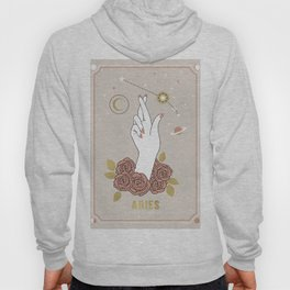 Aries Zodiac Series Hoody