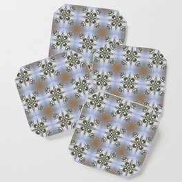 Garden pattern Coaster