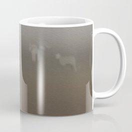 Sheep in a field Coffee Mug