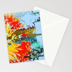 Abstract 815 Stationery Cards