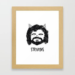 Stevens Framed Art Print