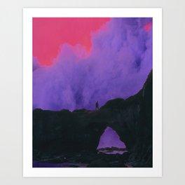 Zemir I Art Print