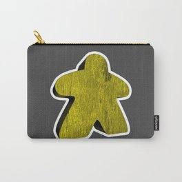 Giant Yellow Meeple Carry-All Pouch