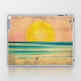 Ocean Sunset 1.0 Vintage Laptop & iPad Skin