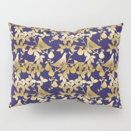 Partridge in a Pear Tree Christmas pattern Pillow Sham