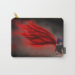 Tired Touka Carry-All Pouch