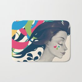 Bloom Bath Mat
