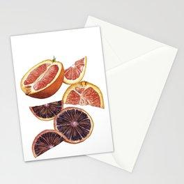 Cara Cara + Blood Oranges Stationery Cards