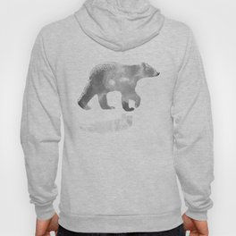 graphic bear III Hoody