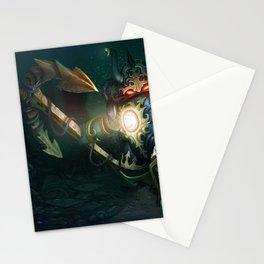 Abyssal Nautilus Splash-Art-HD-4k-Wallpaper-Background-Official-Art-Artwork-League-of-Legends-lol.jp Stationery Cards