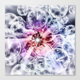 Quantum Reality - Multiple Universes - Relativity Theory Canvas Print