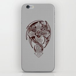 Entwined  iPhone Skin