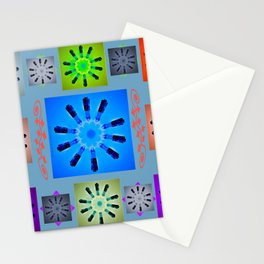 If I Were A kaleidoscope Stationery Cards
