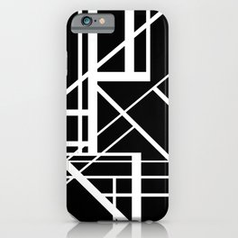 Roadway Of Abstraction - Interstate Abstract Path iPhone Case