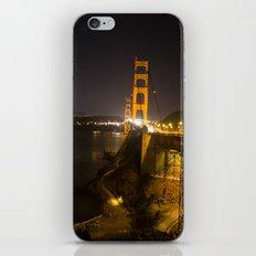 magical night iPhone & iPod Skin