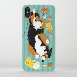 Snoozin' Sunberner iPhone Case