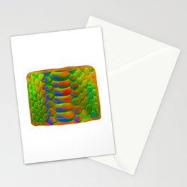 Iridescent Scales Stationery Cards