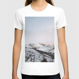 beautiful sunrise in Andorra ... T-shirt