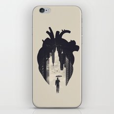 In the Heart of the City iPhone & iPod Skin