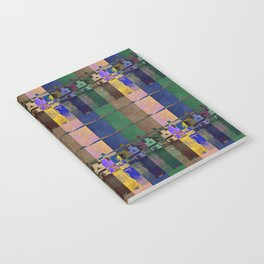 moje miasto_pattern no5 Notebook