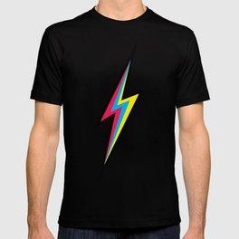 CMYK Lightning T-shirt