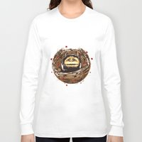 wild things Long Sleeve T-shirts featuring Wild things by Torekdg
