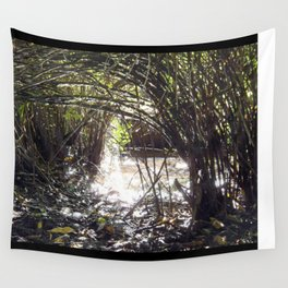 Lakeside Glimmer Wall Tapestry