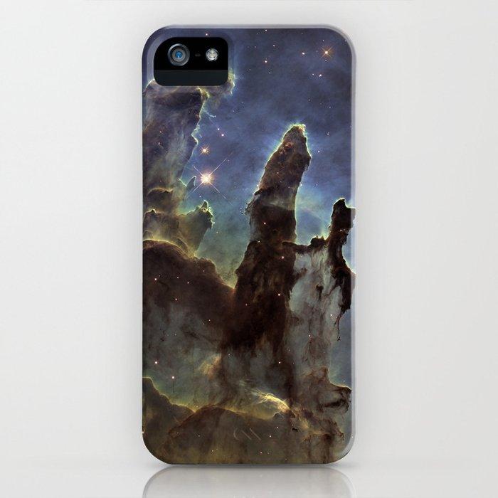 Pillars of Creation (Eagle Nebula) iPhone Case