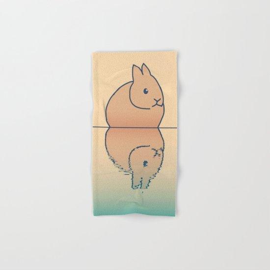 rabbit-74 Hand & Bath Towel