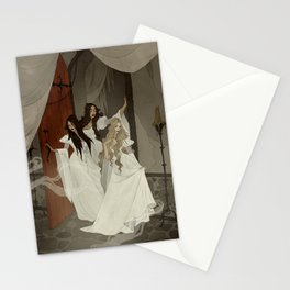 Those Weird Sisters Stationery Cards