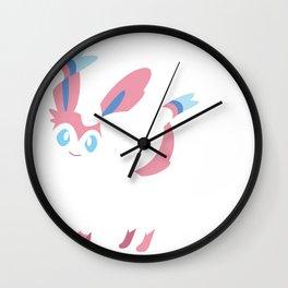 Sylveon Wall Clock