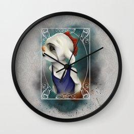 Superlamb Wall Clock
