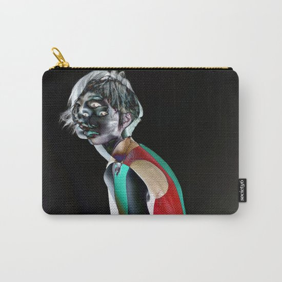 woman woman red Carry-All Pouch