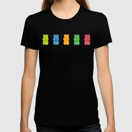 Rainbow Gummy Bears T-shirt