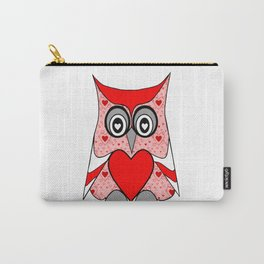 Love Owl Carry-All Pouch