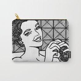 Woman in bath. Roy Lichtenstein. 1963 Carry-All Pouch