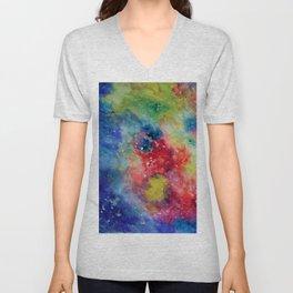 Nebula Unisex V-Neck