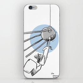 Sputnik Squirrel iPhone Skin