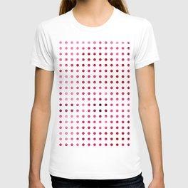 Polka Dot-Red T-shirt