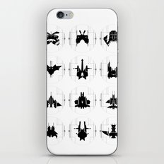 Naves iPhone & iPod Skin