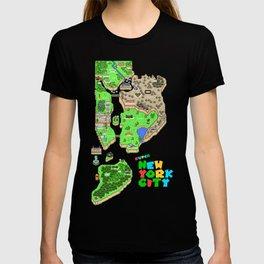 Super Mario NYC T-shirt